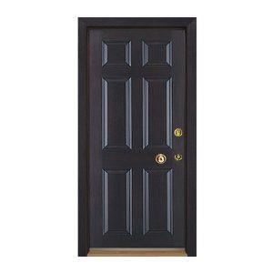 Kale Amerikan Panel Çelik Kapı
